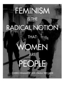 Feminism and Politics United at Last