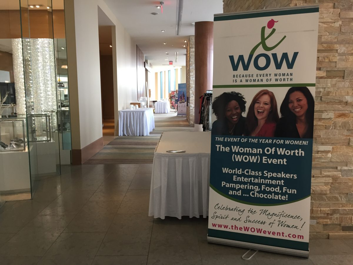 WOW - Women of Worth - Kaare Long