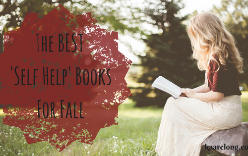 The best Self Help Books - Kaare Long