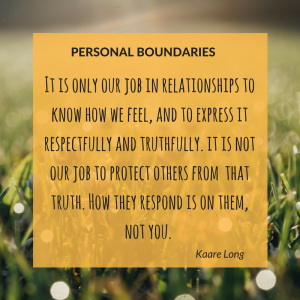 8 Steps to Setting Boundaries in Relationships - Kaare Long
