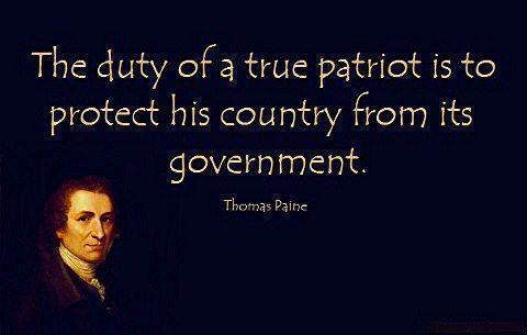 Not Political, but Definitely Patriotic