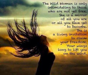 Wild Woman - Kaare Long