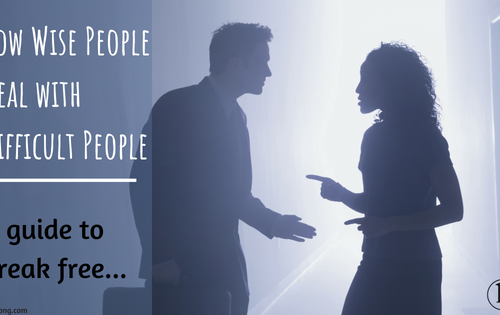 How Wise People Deal with Difficult People - Kaare Long